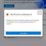 Как исправить ваш компьютер, когда он говорит, что не может запустить Windows 11