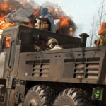 Raven убирает багги Warzone, грузовики OP (снова)