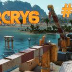Far Cry 6 прохождение #18 ♦ НЕФТЯНАЯ ПЛАТФОРМА ♦